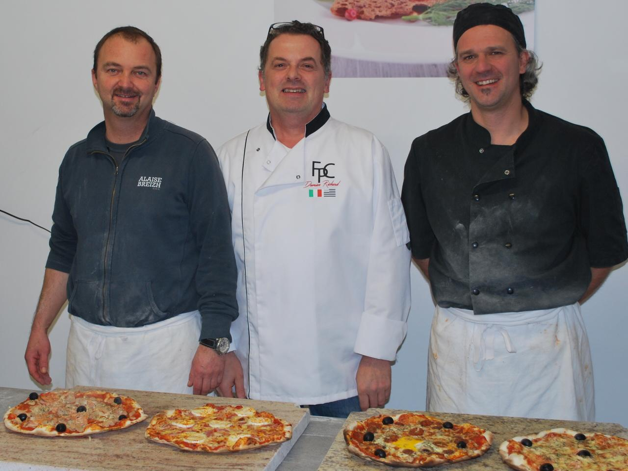 Formation Pizzaiolo Crêpier Miniac Morvan FPC 35 (51)