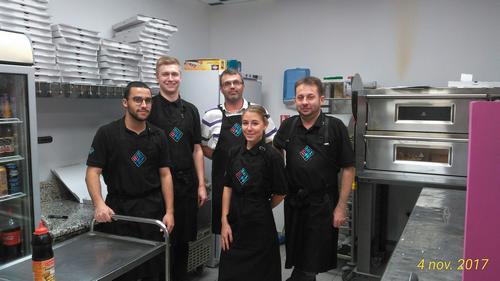 Coaching en pizzeria en Bretagne