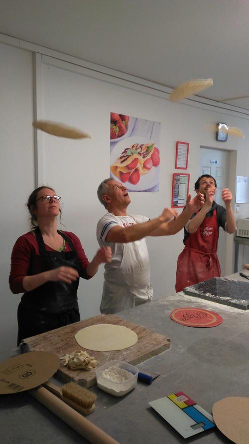 Formation Pizzaïolo dans nos locaux
